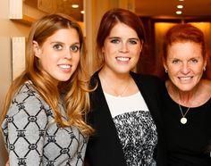 'My wonderful mother': Princess Eugenie praises mum Sarah as she makes huge announcement