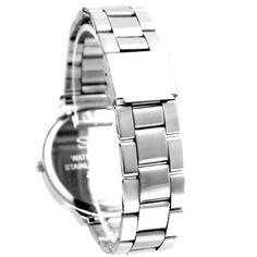 FW817GA New White Dial PNP glänzende silberne Uhrgehäuse-Mens-Gelb-Stern-Mode-Uhr