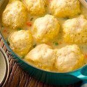 Homemade Dumplings recipe from Betty Crocker