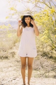 Summer Romper. Urban Outfitters - Blog - About A Girl: Casey Liu