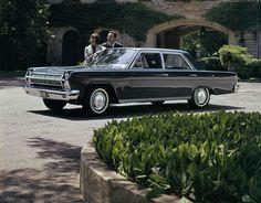 1965 Rambler Ambassador 990 Four Door Sedan
