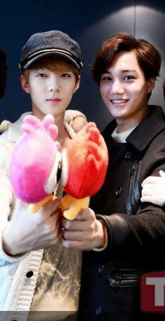 Sekai ~ with Sina doll