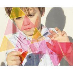 Window mosaic sticker you can use forever. #sankakumado #suzieqstore #windowsticker #mosaic #kids #play #color