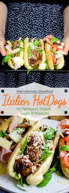 Ina is (s) t: Recipe for Three Italian Hot Dogs . Ina is (s) t: recipe for three Italian hot dogs with Parmigiano Reggiano Italian Hot Dog, Italian Soup, Italian Dishes, Italian Recipes, Hot Dog Recipes, Wine Recipes, Healthy Recipes, Sandwich Recipes, Parmigiano Reggiano