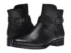ECCO Adel Ankle Boot Black - 6pm.com