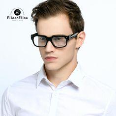 EE Fashion Men Eyeglass Frame Brand Designer Plain Myopia Glasses Frame Classic Eyeglasses Frame Men prescription Frame