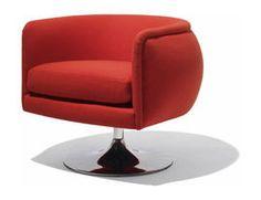 d-urso swivel chair by knoll