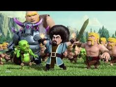 Clash of Clans: Hair (Official TV Commercial) Clash Of Clans, Barbarian King, Unity Games, Tv Adverts, Live Action Movie, Play Soccer, Bacardi, Tv Commercials, Movie Trailers