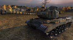 WoT M46 Patton KR | 4.600+ DMG | 2.100+ EXP - Karelia
