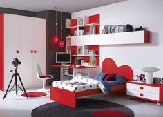 Dormitorio juvenil 101 - Tienda de muebles de Badajoz y Extremadura - Stanzia Muebles