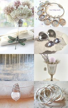 Silver spring by Carmen on Etsy--Pinned with TreasuryPin.com