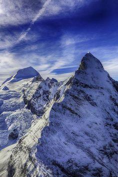 Eiger in Switzerland