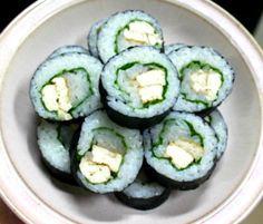 모르면 손해!!예쁘고 이색적인 김밥 12가지 종류 K Food, Good Food, Brunch Cafe, Vegan Recipes, Cooking Recipes, Baked Salmon Recipes, Sushi Rolls, Appetisers, Korean Food