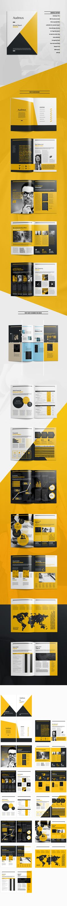 Annual Report, a4, agency proposal, brand, brief, brochure design, business, business proposal, clean, corporate, creative, design, egotype, identity, indesign, indesign templates, informational, light, minimal, modern, moscovita, professional, project pr…