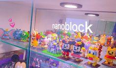 """130 mentions J'aime, 7 commentaires - Reia🌴 (@reia_626) sur Instagram: """"my collection👯  #disney  #nanoblock #勉強したくな笑"""""""