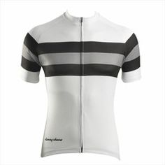 DannyShane Gex Cycling Jersey --- Very simple, will work well with high visibility material.