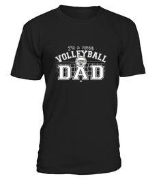 Mudgeware Volleyball Dad