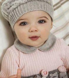 Thylane Blondeau, Baby Girl Party Dresses, Toddler Girl Dresses, Baby Girl Baptism, Baby Girl Newborn, Beautiful Children, Beautiful Babies, Cute Kids, Cute Babies