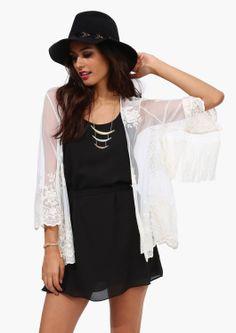 Lace Kimono | Shop for Lace Kimono Online