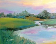 Photo on Libby Anderson Daily Painting