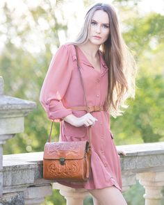 My affinity for adventure in Italy and Europe exploring old inns, villages, markets, countrysides, visiting with purveyors of timeless handbags and distinctive fashion accessories-culminates in leather craftsmanship of vintage Italian bags. The D