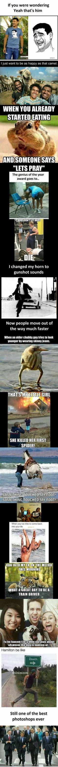 Top 15 Funniest Memes