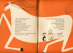 Edward and the Horse - Olle Eskell & Ann Rand