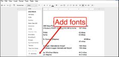 How to Add 450+ Fonts to Your Google Documents & Slides