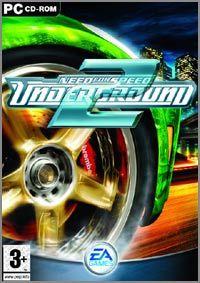 Need for Speed: Underground 2 (PC) okładka