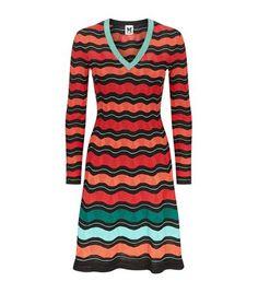 M MISSONI Wave Knit Dress. #mmissoni #cloth #