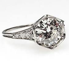 vintage style engagement rings - Google Search (would look great with a light rose colored stone in it..........Love)