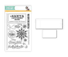*Simon Says DIE & STAMPS SET HOLIDAY DELIVERY SetHD37