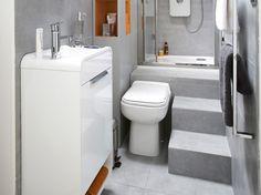 Aménager une petite salle de bains de manière pratique sans pour autant négliger le style, pas...
