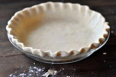 The Only Pie Crust Recipe and Tutorial You'll Ever Need