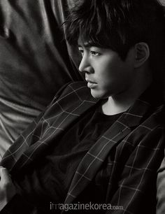 Lee Sang Yoon - Harper's Bazaar Magazine April Issue '16