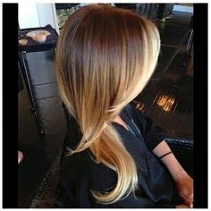 Ombre Saç Renkleri ve Modelleri 2015 Röfle Saç Renkleri 2015