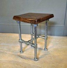 http://handmadeinbrighton.com/public/2015/05/gallery/smoked-oak-and-scaffold-stool/