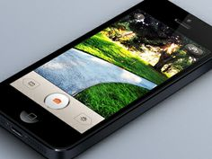 Camera App - iOS