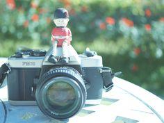 カメラ女子必見!ふんわり可愛い写真の撮り方レッスン♪ | キナリノ
