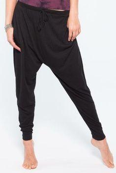 Omgirl Yoga Clothing Retreat Pant in Basic Black