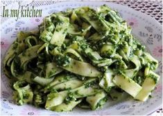 Delicious for me! I love this dish! I guarantee that if you are a fan of pasta I am sure you will like it :] Ingredients … Good Food, Yummy Food, Recipes From Heaven, Dinner Tonight, Cooking Time, Diet And Nutrition, Potato Salad, Main Dishes, Food And Drink