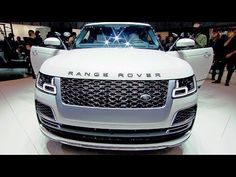 Range Rover Coupe (2019) Features, Interior, Design - YouTube