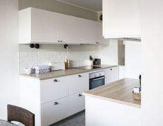 Skandinaavinen keittiö, Liisamaija, 5631cf4fe4b09002ed150fa6 - Etuovi.com Sisustus