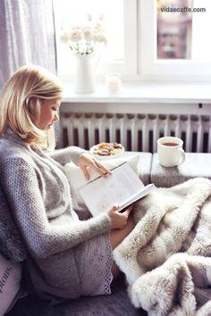 I like my coffee, like I like my books, filled with passion.