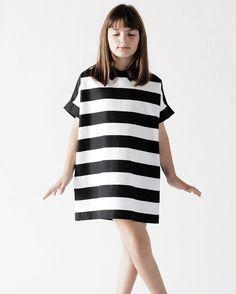 Dress by: Motoreta Kids ❤ ss16 #motoretakidsss16