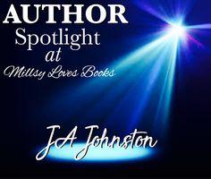 MillsyLovesBooks: Spotlight - Author JA Johnston