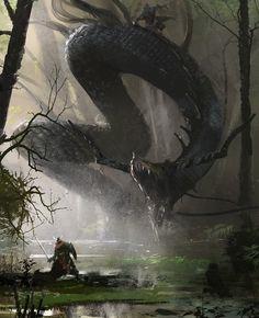 Orm - Symbaroum RPG - Fria Ligan
