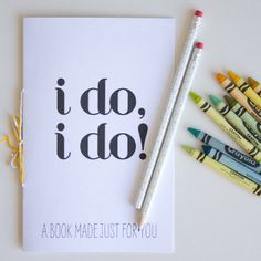 I Do Printable Activities for Kids attending the wedding.