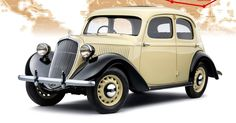 Skoda Gets All-Emotional With Rapid's Trip Around The Globe In 1936 #Classics #Reports