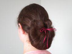 "Civil War ""Little Women"" Inspired Hairstyle | locksofelegance"